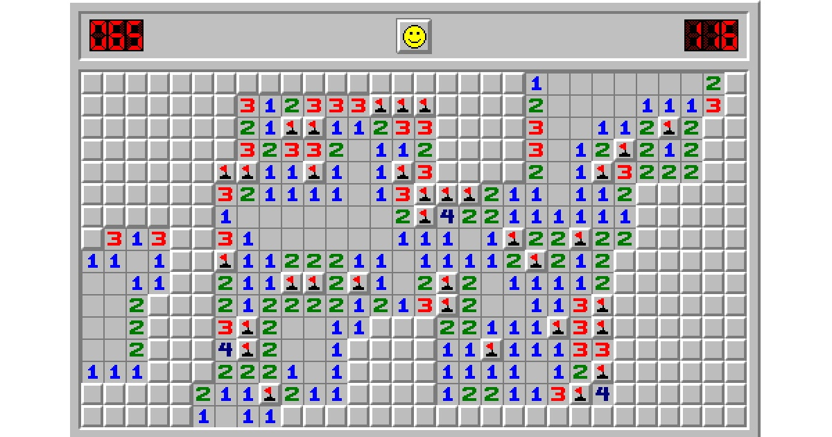 Image result for play minesweeper online